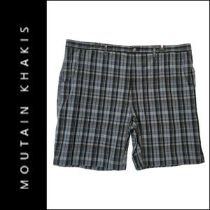 Mountain Khakis Classic Fit Plaid & Check Short 48
